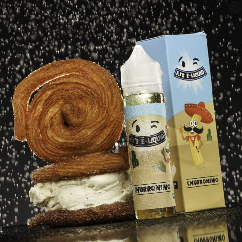 Churronimo by FJ'S E LIQUID 60ML - VAPE VENDOR