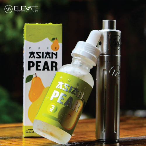 Asian Pear by PURE E LIQUID 60ML - VAPE VENDOR