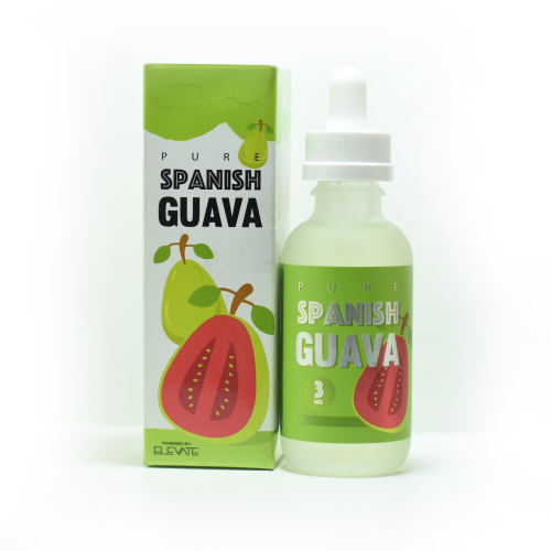 Spanish Guava by PURE E LIQUID 60ML - VAPE VENDOR