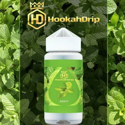 mint by hookah drip 100ML - VAPE VENDOR