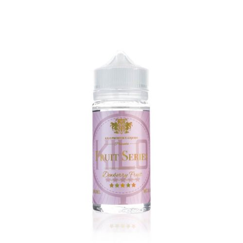 Dewberry Fruit by Kilo Fruit Series – 100ml - VAPE VENDOR