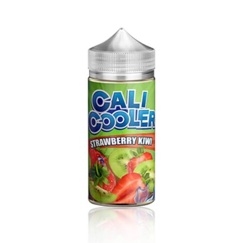 Strawberry Kiwi by Cali Cooler E Liquid – 100ml - VAPE VENDOR