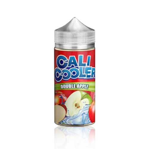 Double Apple by Cali Cooler E Liquid – 100ml - VAPE VENDOR