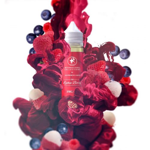 Lychee Berry BY KILO INTERNATIONAL COLLECTION – 60ML - VAPE VENDOR