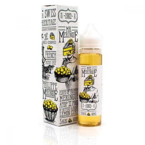 Mr. Meringue by Mr. Meringue E Liquid – 60ML - VAPE VENDOR