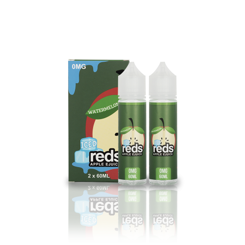 Red's Watermelon ICED – REDS E-JUICE   60ML/120ML - VAPE VENDOR