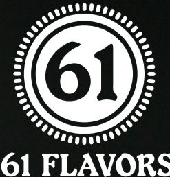 61 Flavours