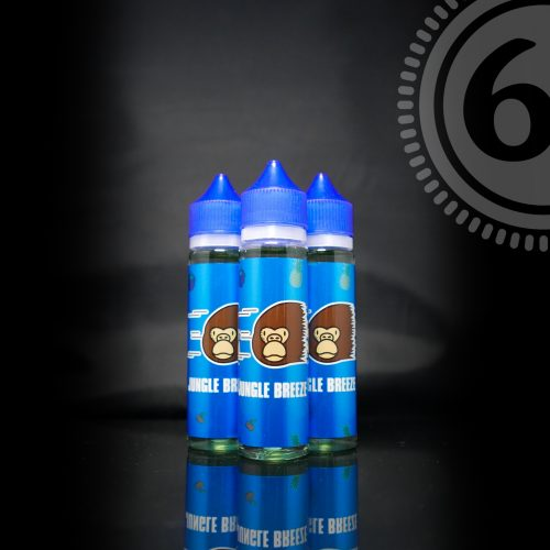 Jungle Breeze – 60ML - VAPE VENDOR