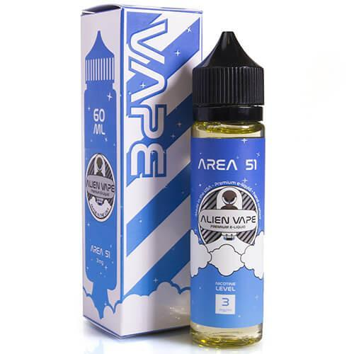 Area 51 – 60ML - VAPE VENDOR