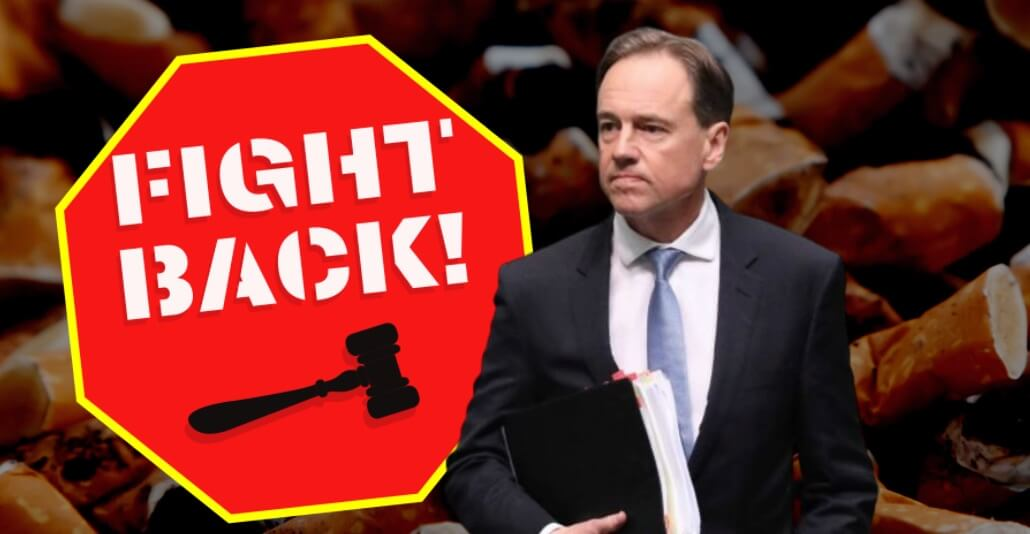fight back legalise vaping in australia and allow import of vaping goods image